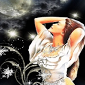 Twinkling Moon Goddess LWP
