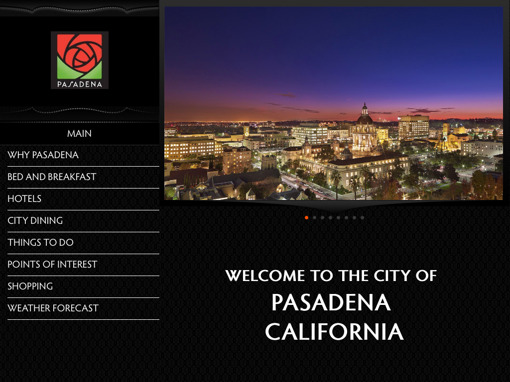 Best of Pasadena- screenshot