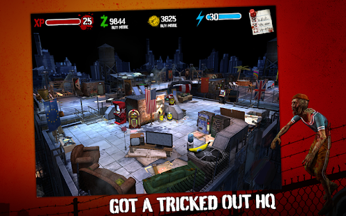Zombie HQ - screenshot thumbnail