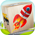 Cars Blocks game for kids