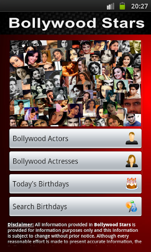 The Bollywood Stars