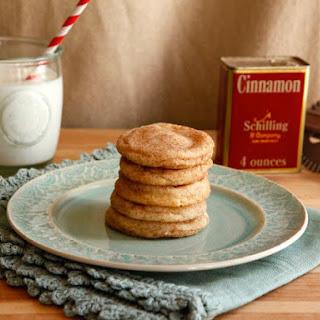 Alcatraz Cinnamon Sugar Cookies