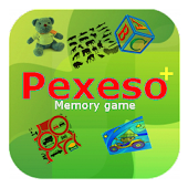 Pexeso plus - Kids memory game