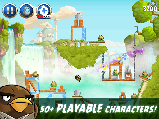 Angry Birds Star Wars II Free 1.9.25 screenshots 15