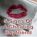 Signs Of Cheating Boyfriend