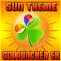 Sun Theme HD GO/NOVA Launcher