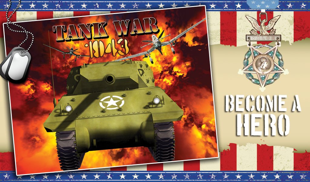 Tank-War-1943 9