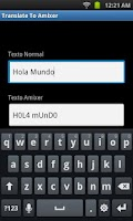 Screenshot of Translate To Amixer