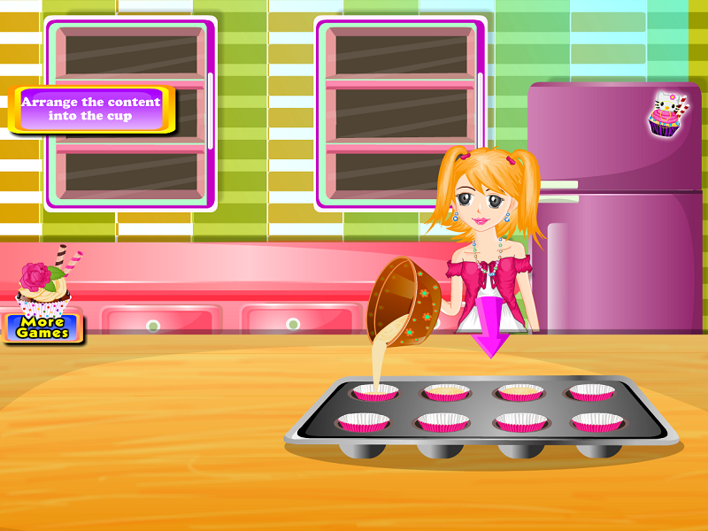 Delicious Tornie Cup Cakes- screenshot