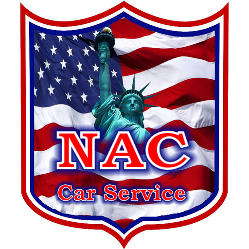 New American Car Service LOGO-APP點子