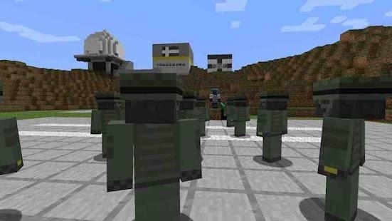 Mine Soldiers Craft