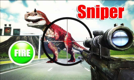 恐龍模擬狙擊手免費