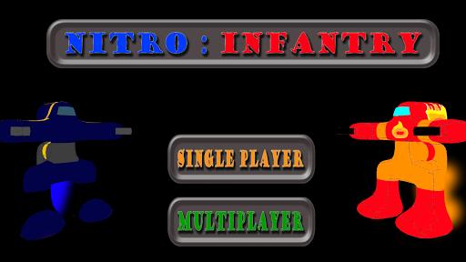 Nitro: Infantry