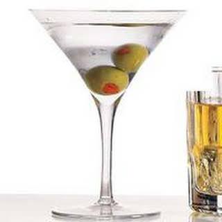 Flavored Gin Martini Recipes.