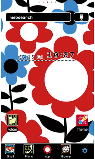 Flower Pop Wallpaper Theme 1.4 Windows u7528 1