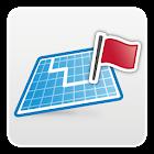地図アプリ for Tablets -音声ナビ・乗換・時刻表 icon