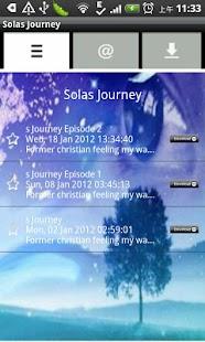 Solas Journey- screenshot thumbnail