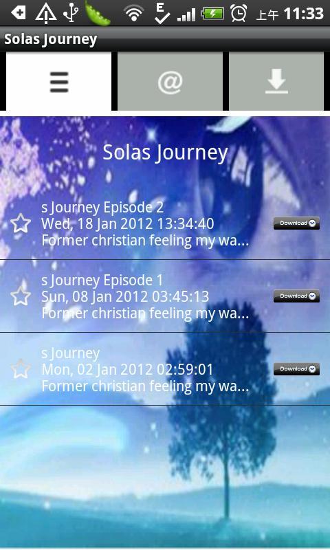 Solas Journey- screenshot