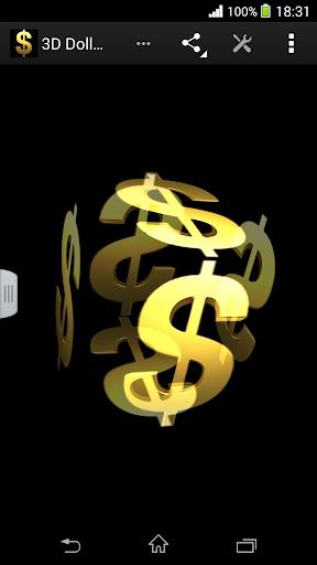 美元的動態壁紙