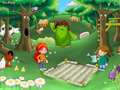 Greenman and the Magic Forest- screenshot thumbnail