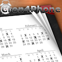 Cron4Phone logo