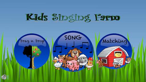 Kids Singing Farm Free