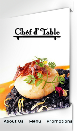 Chef d Table
