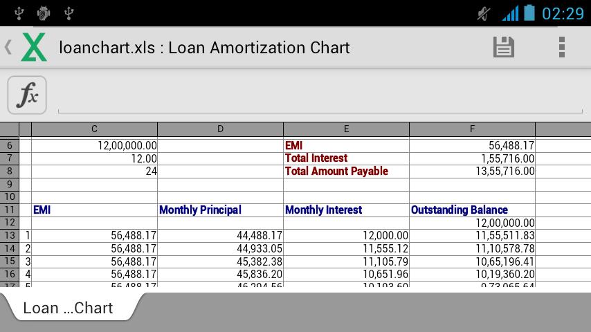axis bank home loan emi calculator 2019