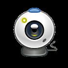 Cámara externa USB / webcam icon