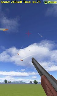 Pocket Skeet - Free - screenshot thumbnail