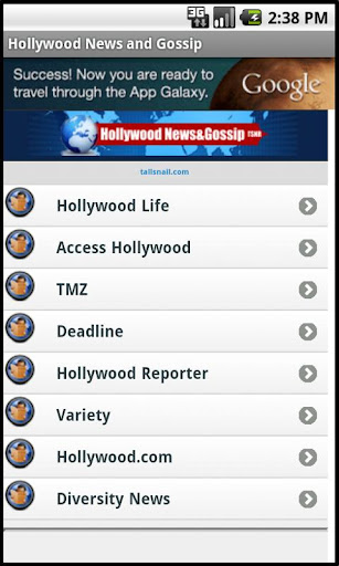 Hollywood News Gossip