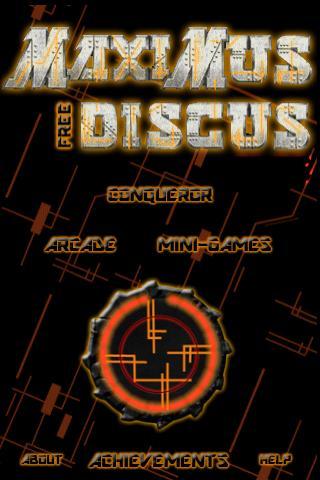 Maximus Discus Free- screenshot
