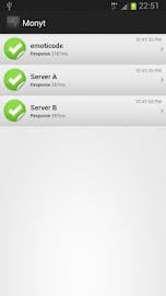 Monyt - Server Monitor Screenshot 1