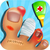 Nail Doctor - Kids Games APK for Bluestacks