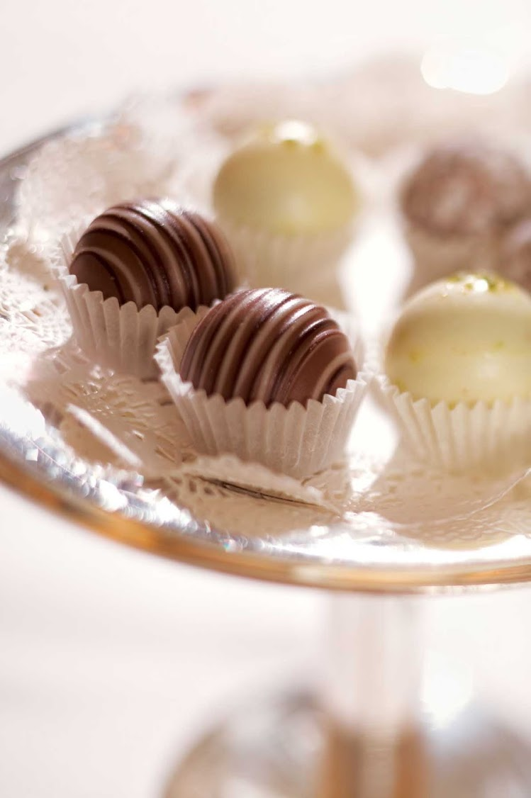 Complete your evening during your Regent Seven Seas cruise with a tempting chocolate treat.