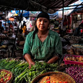 Pasar kebalen by Herry Wibowo - City,  Street & Park  Markets & Shops