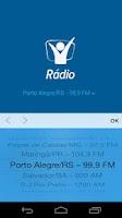 Screenshot of Radio Novo Tempo