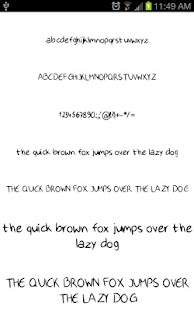 Write-Fonts-for-FlipFont-free 5