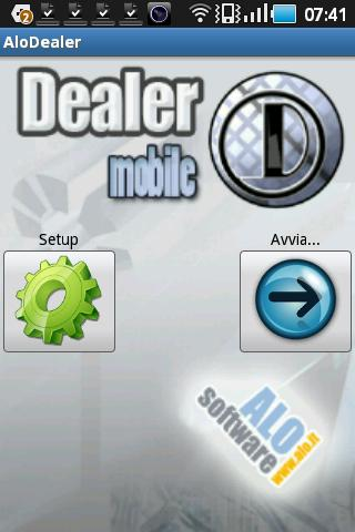 AloDealer - screenshot