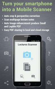 Lectures Scanner - screenshot thumbnail