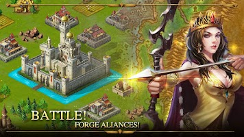 Screenshot of Age of Warring Empire