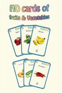 Baby Learning Card - Fruit- screenshot thumbnail