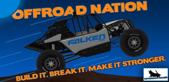 """Offroad Nationâ""""¢ Pro"""