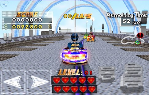 Bumper Car Destruction - screenshot thumbnail