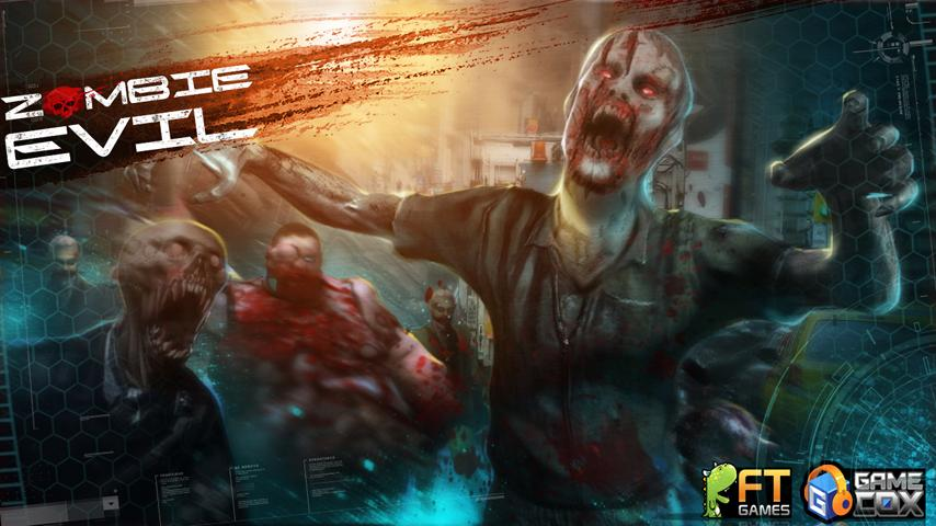 Zombie Evil- screenshot