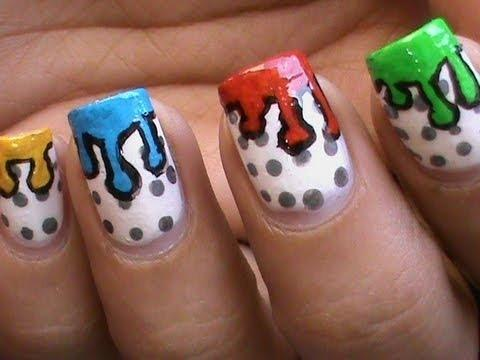 easy nail art kid designs - android apps on google play