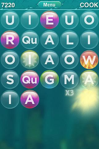 WordPops - screenshot