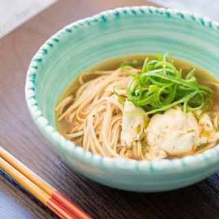 Quick Ramen Noodle Soup