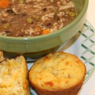 Carib Black Bean Soup.