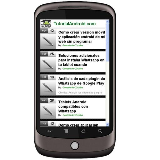 通訊必備App Tutorial Android LOGO-綠色工廠好玩App